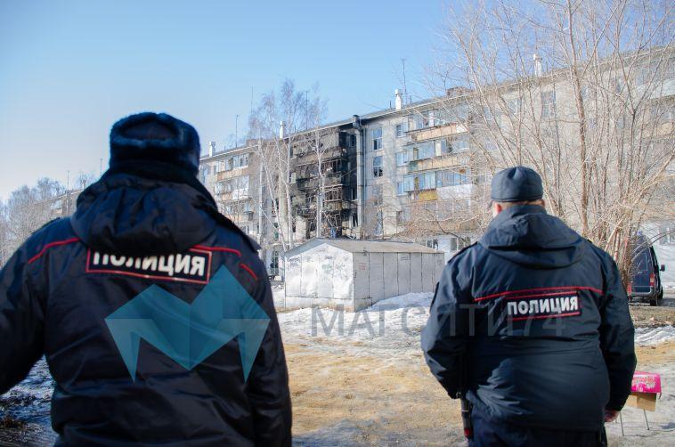 Магнитогорский полицейский, рискуя жизнью, спас женщину из огня