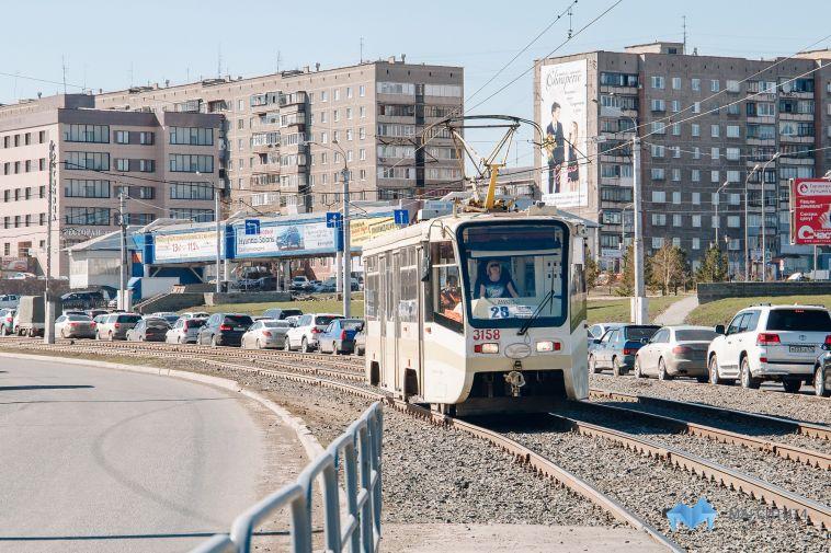 МП «Маггортранс» сообщает о новом графике движения трамваев
