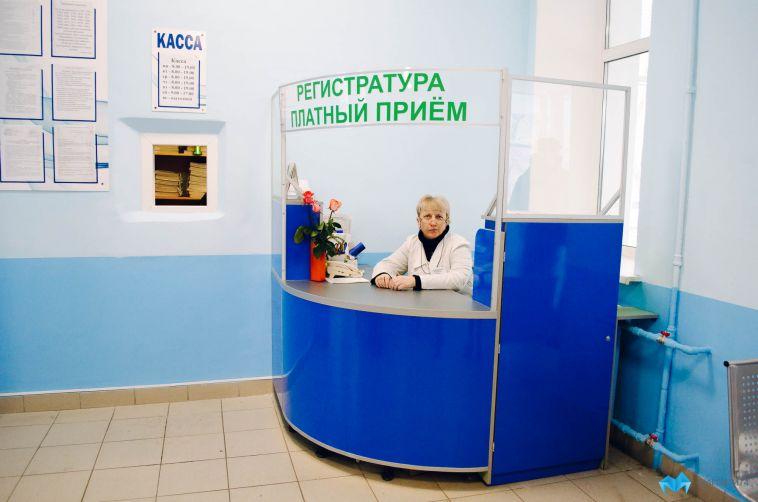 Городская больница №2 переходит на новый формат работы