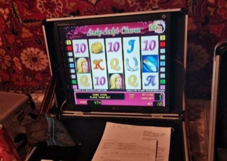 Магнитогорец организовал в квартире подпольный зал игровых автоматов
