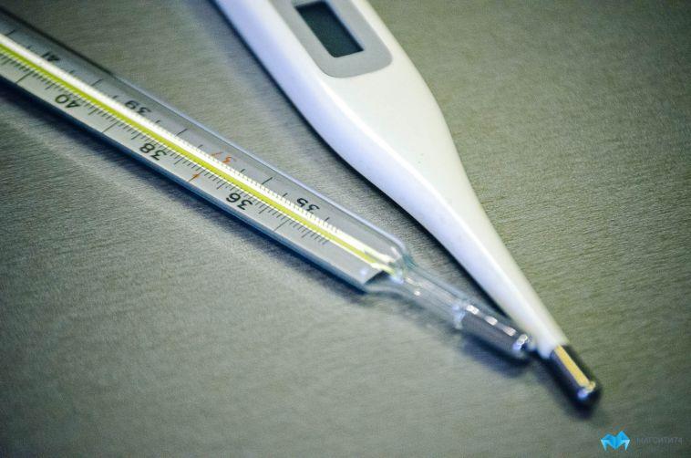 В Магнитогорске снизилась заболеваемость ОРВИ на треть