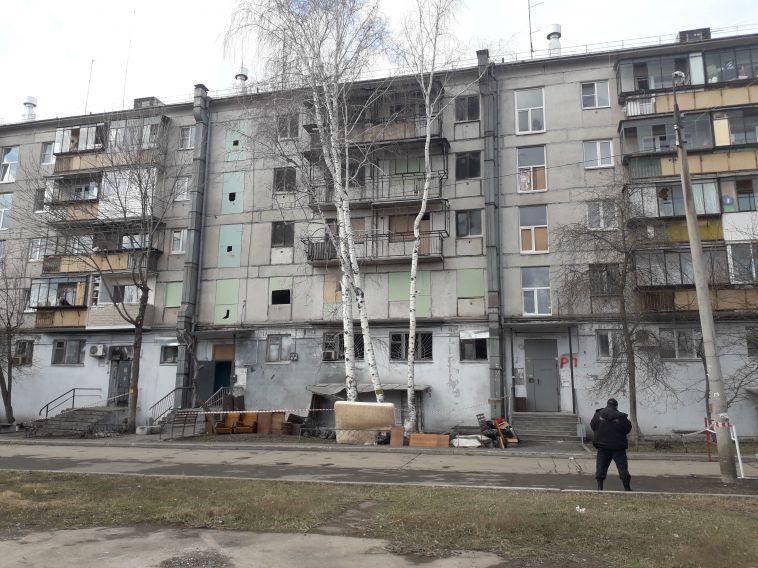 Скоро восстановят. На Доменщиков, 19 приступили к ремонту пострадавших при взрыве квартир