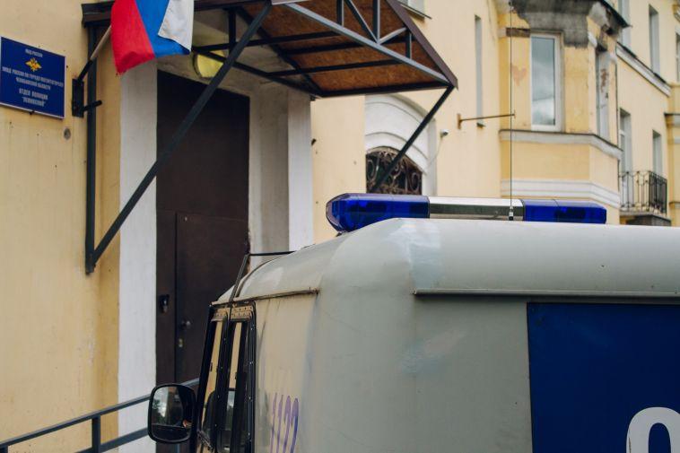 В Магнитогорске с охраняемой стоянки угнали мотоцикл