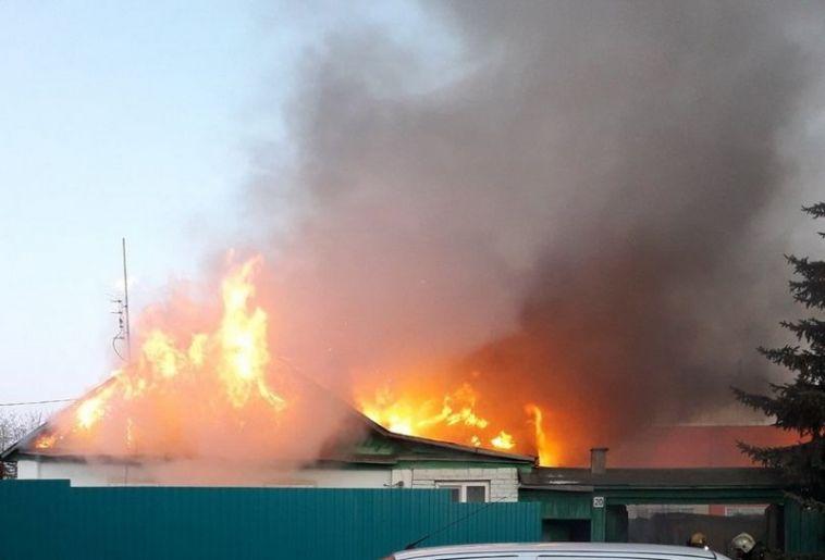 ВМагнитогорске ребят, спасших семью иззагоревшего дома, благодарят захрабрость