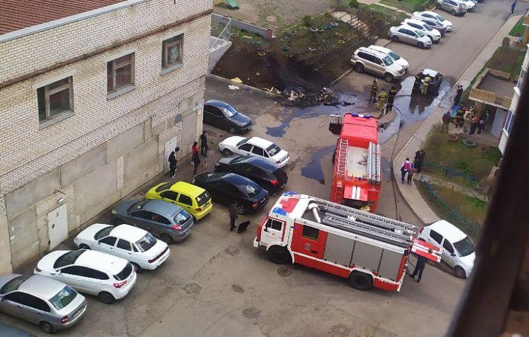 ВМагнитогорске завыходные произошло 50 пожаров