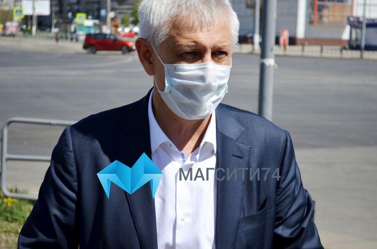 Глава города рассказал о ситуации с коронавирусом в Магнитогорске