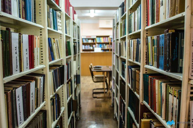 ВМагнитогорске отремонтируют Центральную детскую библиотеку