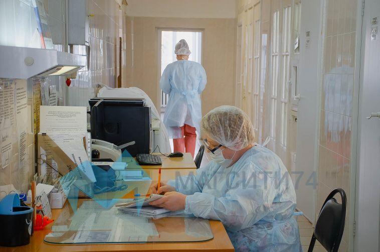 Поочагу вМагнитогорске продолжается рост заболевших COVID-19