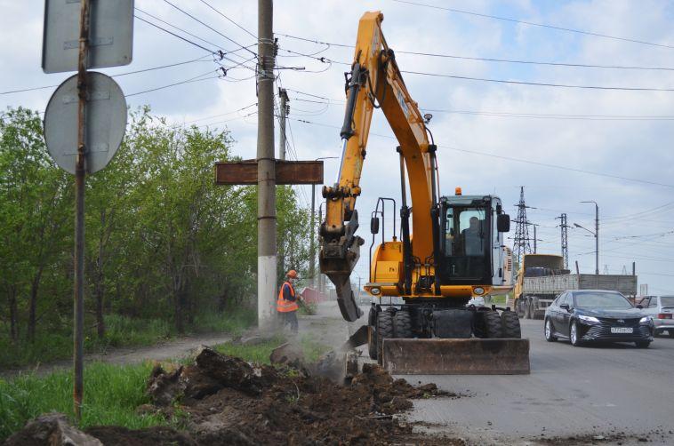 В Магнитогорске отремонтируют 18 участков дорог