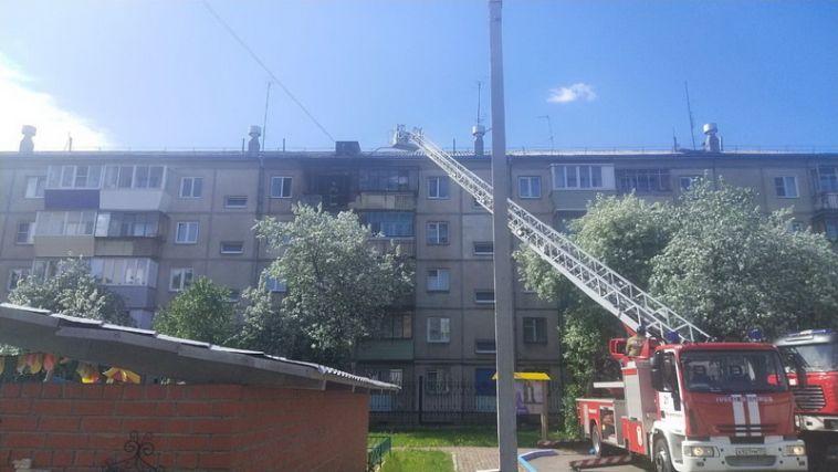 Магнитогорский подросток помог спасти людей из горящего дома до приезда огнеборцев