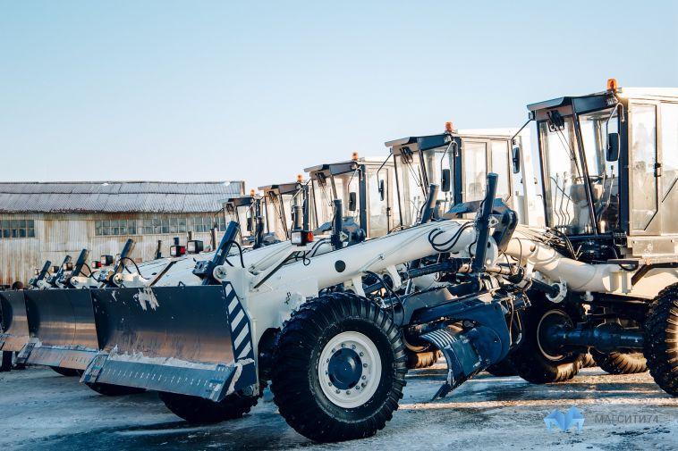 Почти 250 миллионов рублей потратят на содержание дорог вМагнитогорске