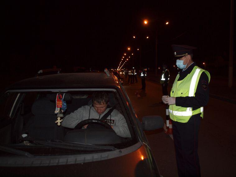 Во время операции «Тоннель» инспекторы поймали четырёх пьяных водителей