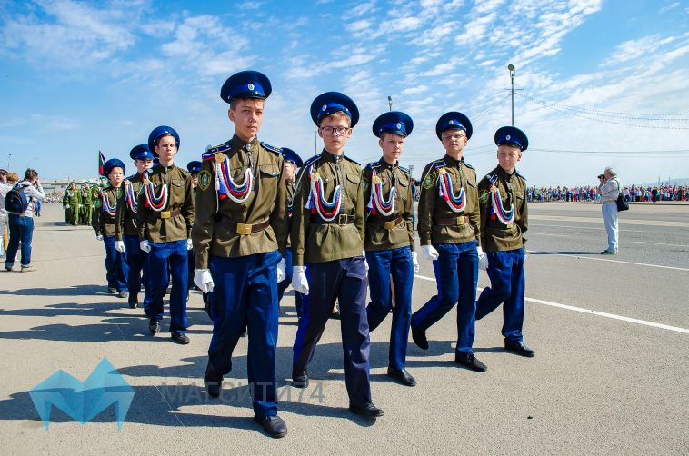 Владимир Путин назначил дату Парада Победы