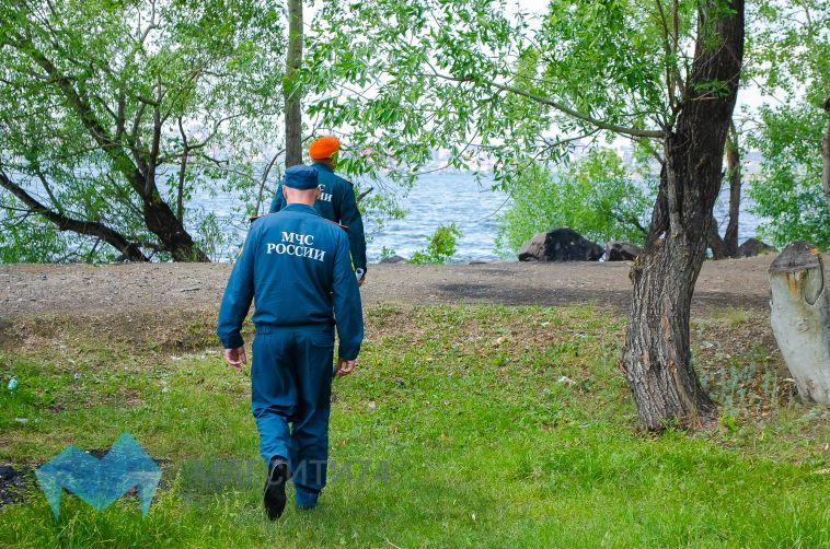 В районе посёлка Крольчатник спасатели выловили тело утопленника