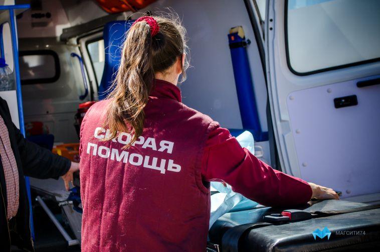 ВМагнитогорске 14-летнюю девочку ударило током