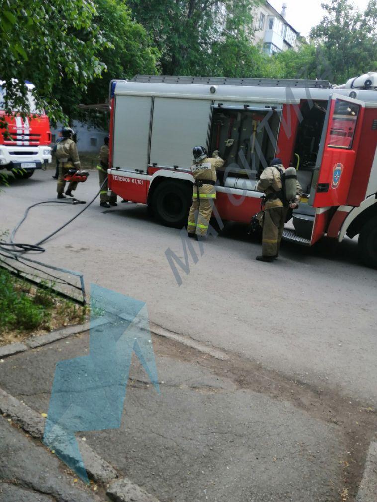 Забыл обед на плите —  устроил пожар. На Суворова, 146 загорелась квартира