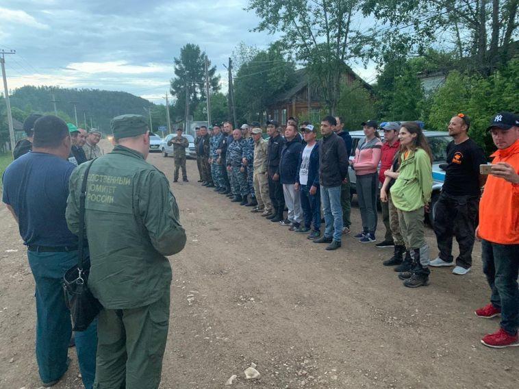 Магнитогорские волонтёры три дня искали 6-летнего ребёнка в Башкирии