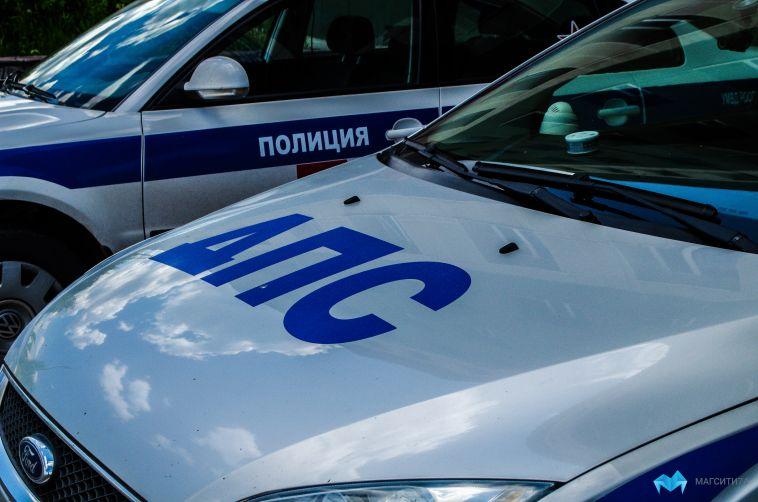 21-летний водитель спровоцировал ДТП,  в результате которого пострадала женщина