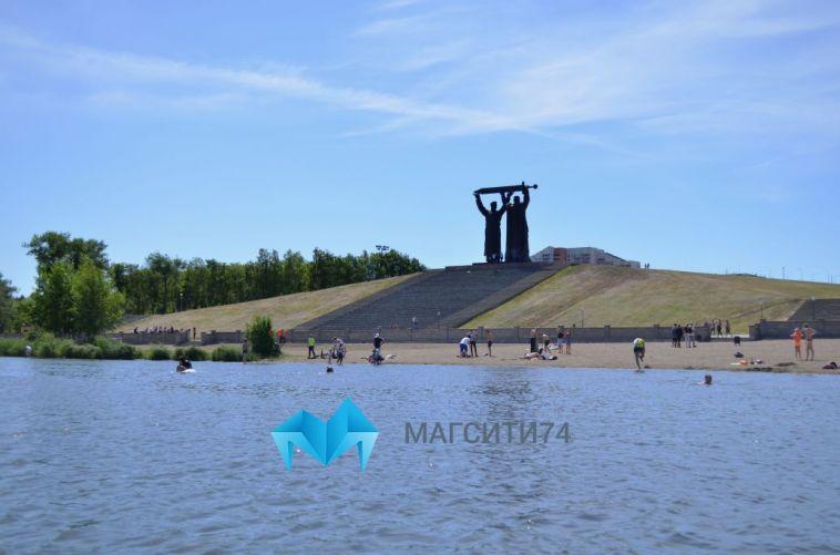 В Магнитогорске официально разрешили отдыхать на пляжах