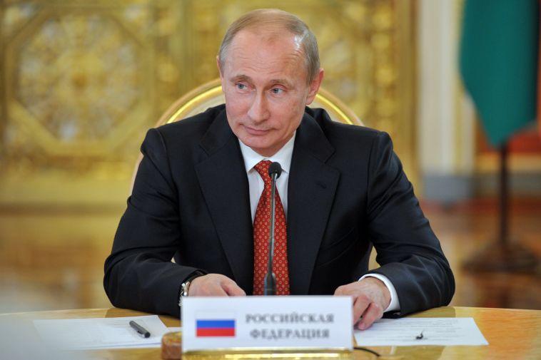 Владимир Путин выступит с очередным обращением к россиянам