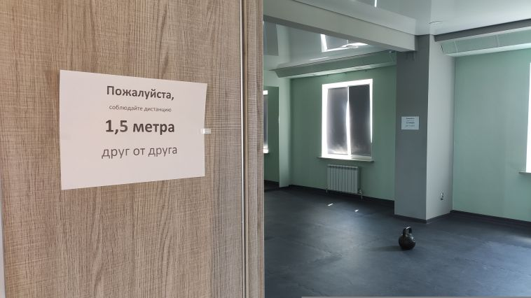 После открытия фитнес-центров в Магнитогорске нашли первое нарушение