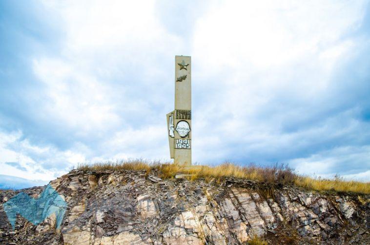 «Стелу-призрак» могут переместить вдругое место в Магнитогорске