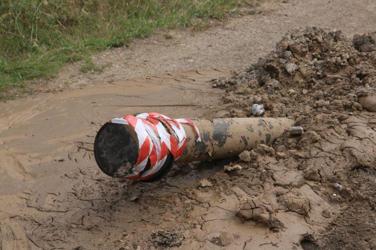 Впоселок Пресная плотина проводят водопровод