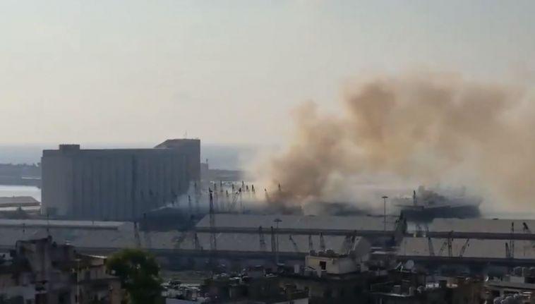 Стало известно о количестве жертв и причине взрыва в ливанской столице