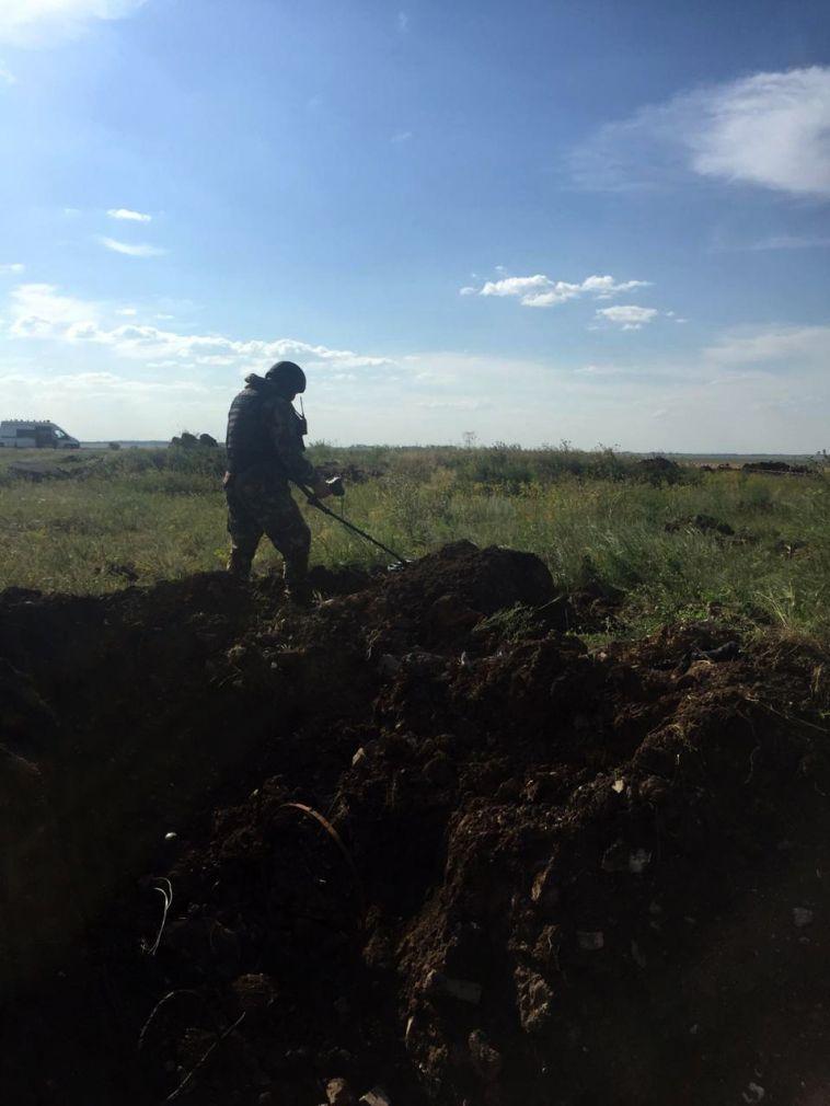 ВЧелябинской области нашли противотанковые мины на бывшем военном полигоне