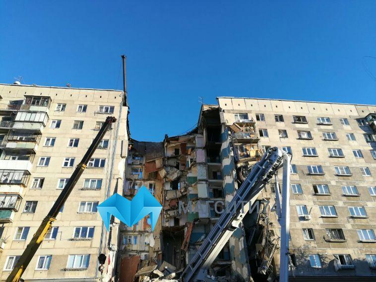 Жительница Магнитогорска создала петицию в поддержку пострадавших при взрыве дома на Карла Маркса 164
