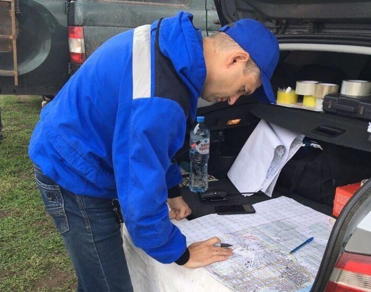 В Магнитогорске добровольцы уже шестые сутки ищут мужчину, который сбежал из психбольницы