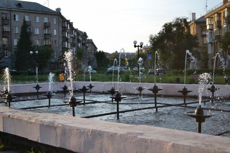 Два фонтана капитально отремонтируют в следующем году