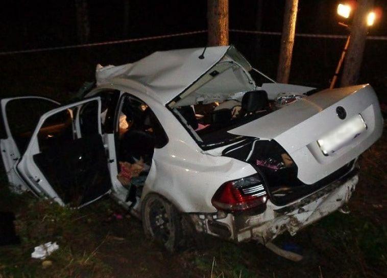 В Башкирии погибла семья после встречи с грузовиком из Магнитогорска