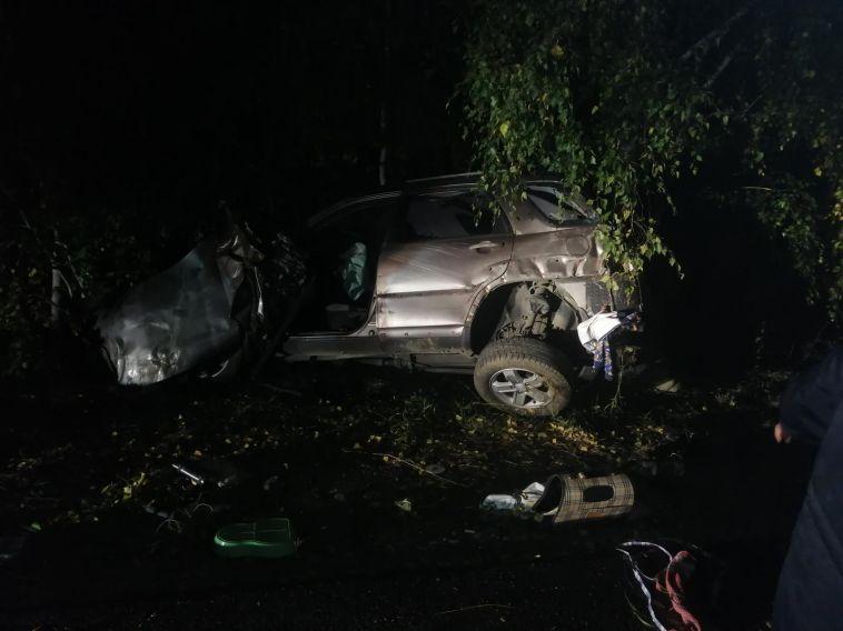 Смертельное ДТП случилось в Челябинской области