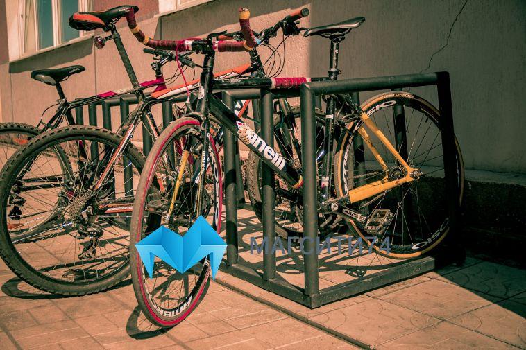 Полицейские поймали велосипедного вора