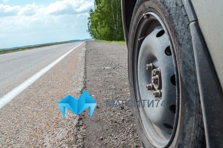 На дороге Южноуральск—Магнитогорск поставили ограждение и поменяли асфальт