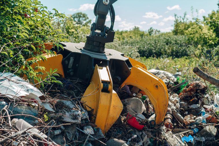 Арбитражный суд запретил «ЦКС» вывозить мусор на магнитогорскую свалку
