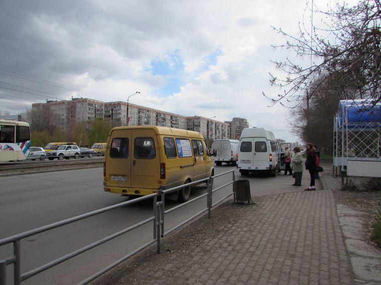 В Магнитогорске проверили маршрутные такси на соблюдение масочного режима