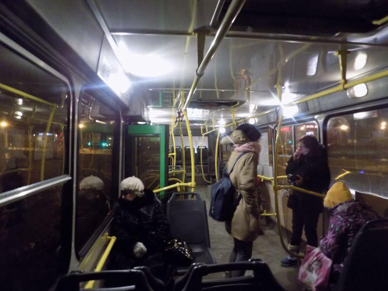 Мэр Екатеринбурга призвал горожан выгонять изобщественного транспорта пассажиров без масок