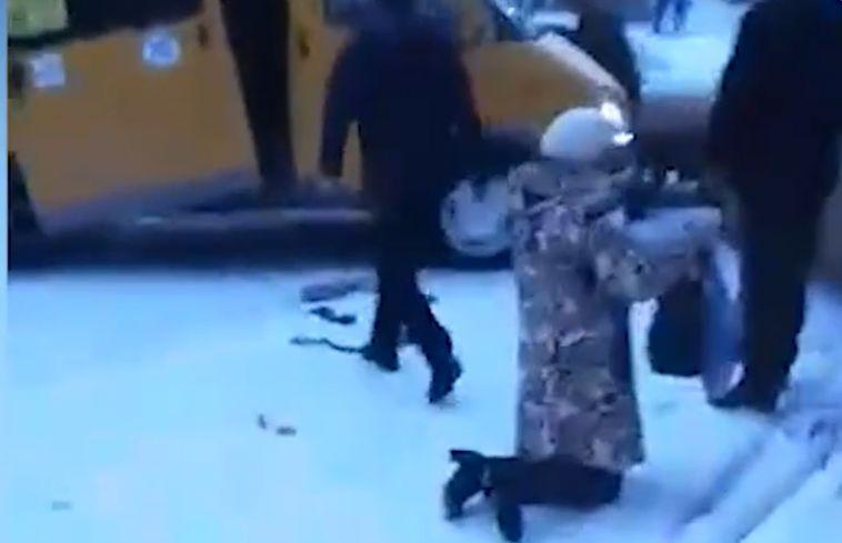 «Слёт любителей летней резины»: вБелорецке произошло массовое ДТП