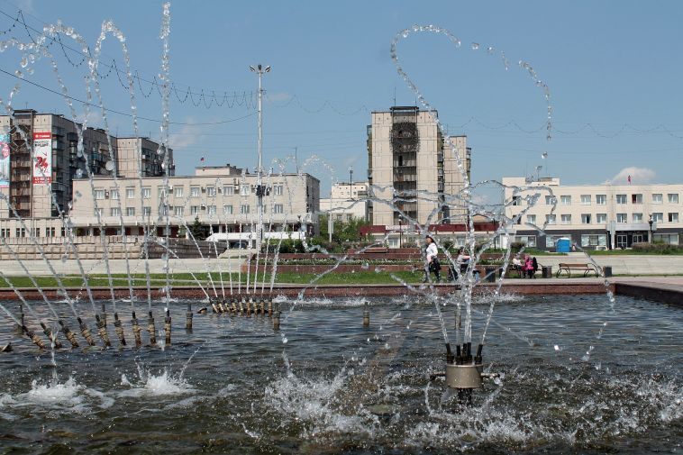 Магнитогорцам запретят купаться вфонтанах