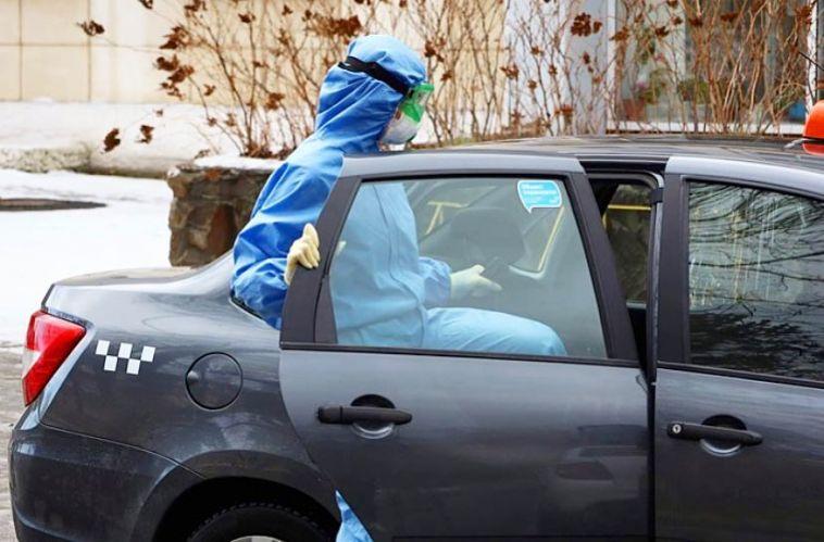 В Челябинской области таксисты вышли на помощь медикам