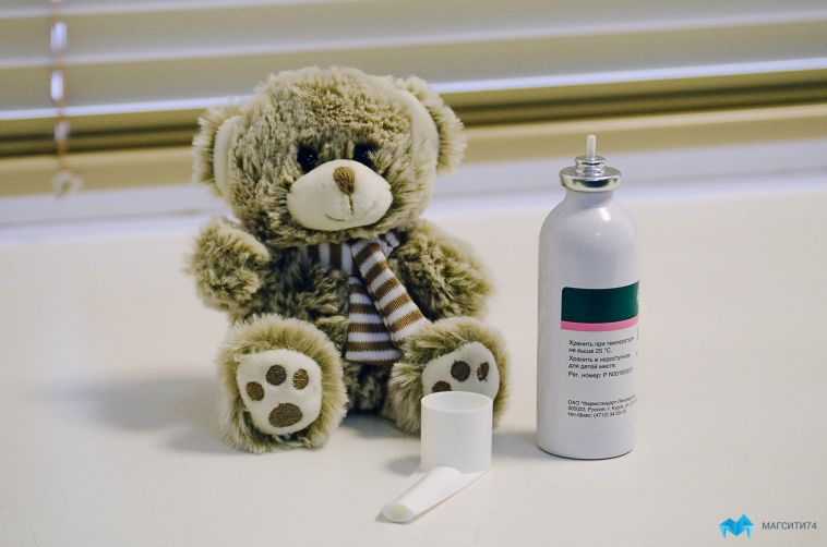 В Челябинской области врачи спасли ребенка, отравившегося каплями для носа