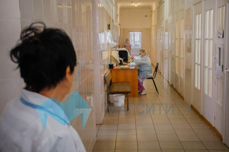 ВМагнитогорске 49 пациентов сCOVID-19 находятся вреанимации
