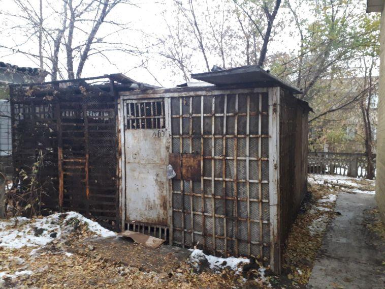 «Есть совесть утого, кто еетам закрыл?»: в Магнитогорске взломали гараж, чтобы освободить собаку