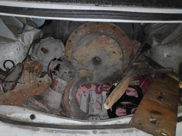 ВМагнитогорске задержали похитителей железнодорожного имущества