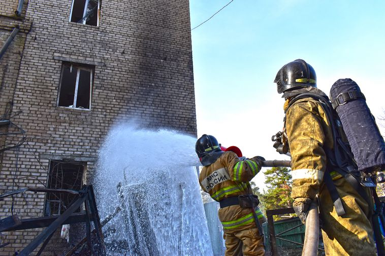Вцентре Челябинска произошёл взрыв вполиклинике горбольницы №2