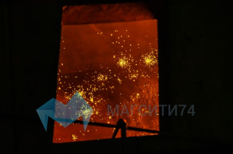 Сегодня кислородно-конвертерному цеху ММК исполнилось 30 лет
