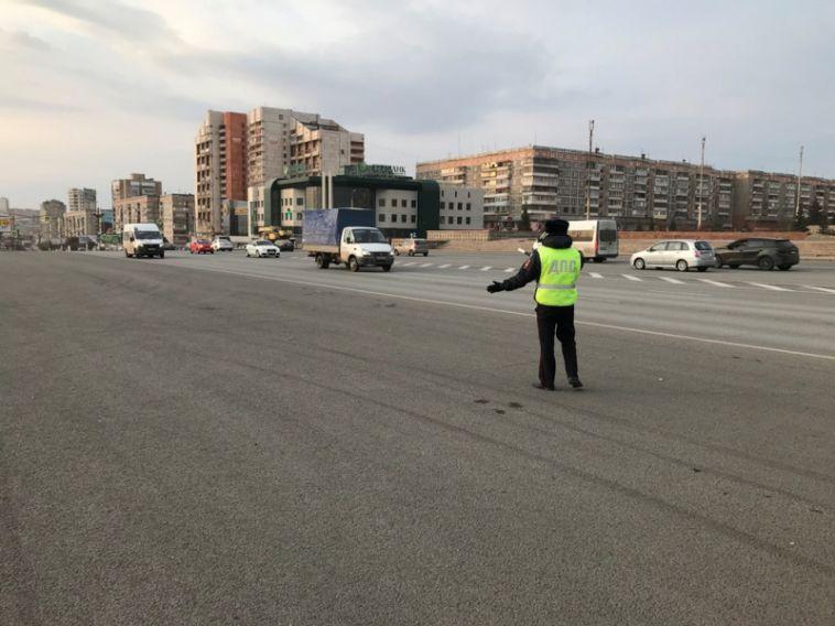 Инспекторы во время рейда по маршрутным такси обнаружили семь нарушений