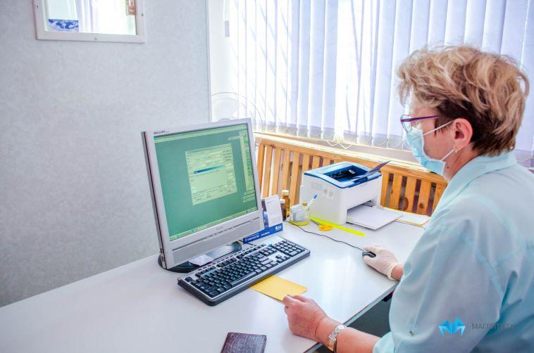 ВЧелябинской области стало снижаться число заболевших пневмониями